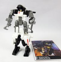 Transformers Generations - Titans Return Protectobot Groove (loose)