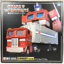 Transformers Masterpiece MP-4 (Takara) Cybertron Commander Convoy (Optimus Prime)