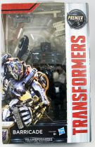 Transformers The Last Knight - Barricade
