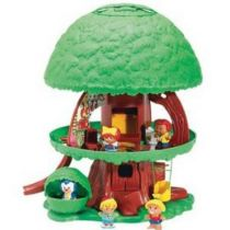 Tree Tots Family Treehouse - Vulli (loose with box)