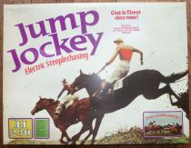 Tri-ang - Jump Jockey JJ 230 - Electric Steeplechasing Scalextric Mint in Box