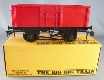 Tri-Ang Rovex The Big Big Train RV 258 0 Gauge 2 Axles Gondola Big Load Open Wagon Mint in Box