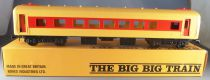 Tri-Ang Rovex The Big Big Train RV 274 0 Gauge Continental Passenger Coach with Opening Doors Mint in Box