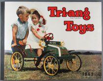 Triang 1962 Retailer Catalog - Pedal Cars Garage Service Station Castels