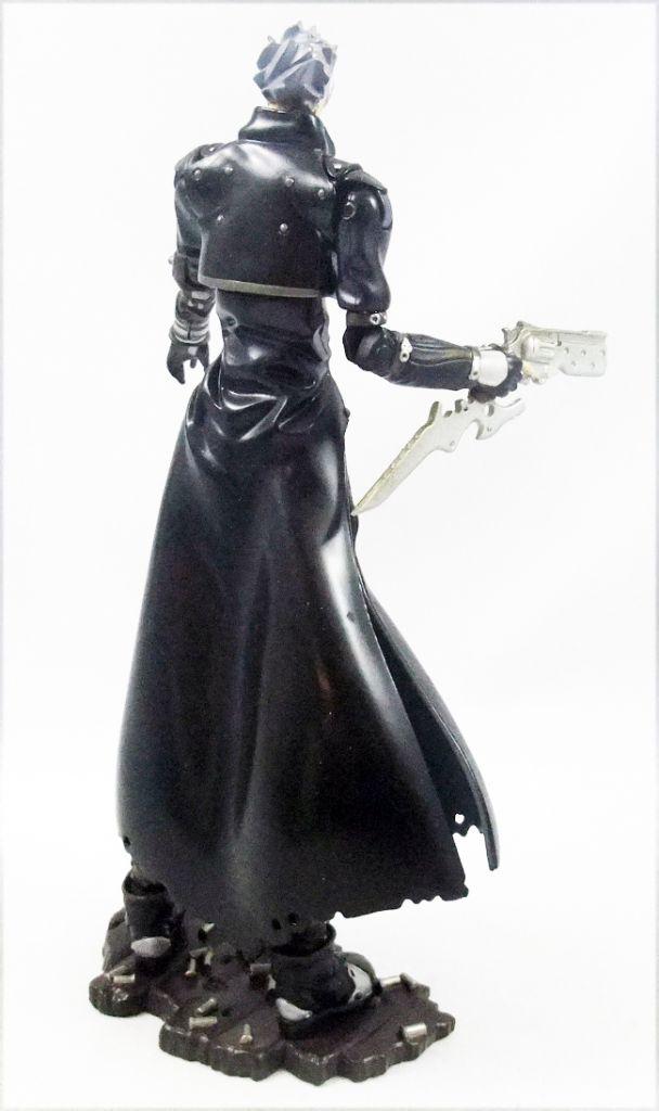 """Trigun : Planet Gunsmoke - Kaiyodo - Vash the Stampede \""""black\"""" (loose)"""