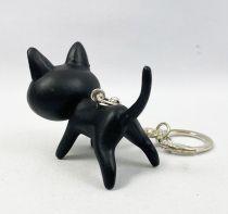 Trigun - Porte-clés PVC - Mr. Black Cat (Kuroneko-sama)