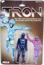 Tron - NECA - 20th anniversary - Tron (Tomy-type card)