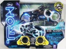 Tron Legacy - Spin Master - Sam Flynn\'s Light Cycle \'\'Deluxe\'\'