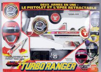 Turbo Ranger - Bandai - Pistolet Turbo Laser