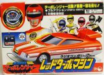 Turbo Ranger - Bandai - Radio-Controlled Red Turbo Machine