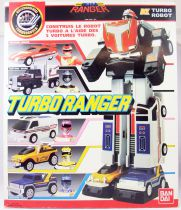 Turbo Ranger - Bandai France - DX Turbo Robot