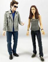 Twilight - Edward Cullen & Bella Swan - Figurine NECA (occasion)