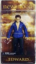 Twilight New Moon - Edward Cullen (in shirt, sparkling) - NECA