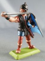 Type Britains Figure - Roman Soldier Defending with Sword