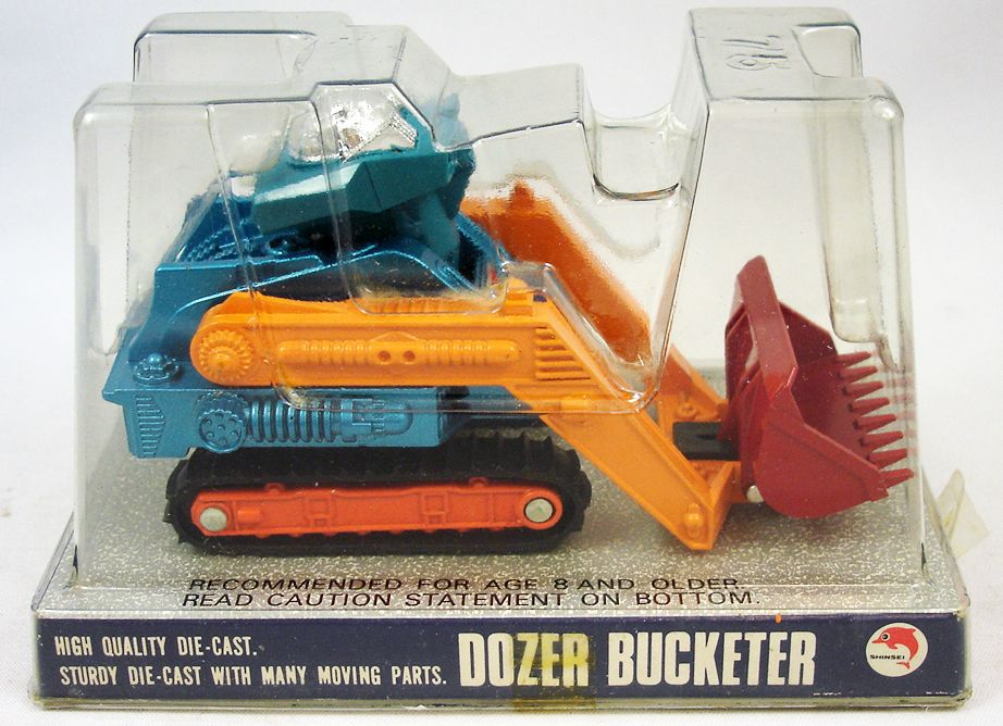 ufo_commander_7___mini_power_construction_robot_dozer_bucketer___shinsei_kogyo_co.ltd.