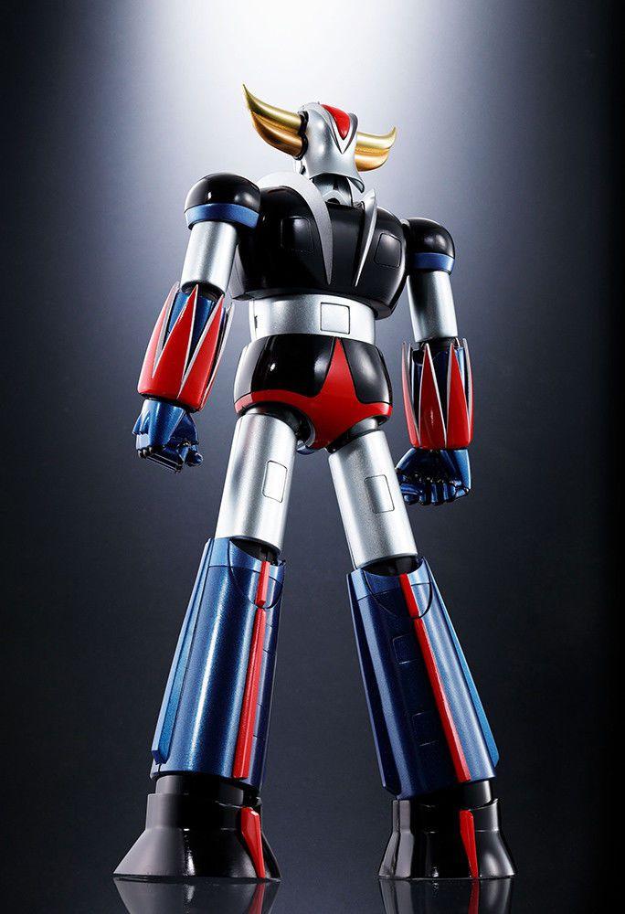 UFO Robo Grendizer - Bandai Soul of Chogokin - Goldrake Dynamic Classics GX-76