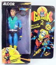 "UFO Robo Grendizer - Ceji Arbois - Alcor (Koji Kabuto) 8\"" action figure"