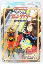 UFO Robo Grendizer - FT01 Duke Fleed action figure - Frankentoys