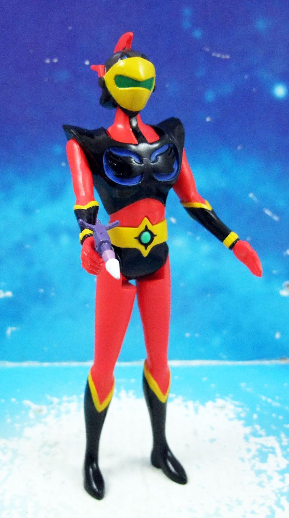 UFO Robo Grendizer - FT01 Duke Fleed action figure - Frankentoys