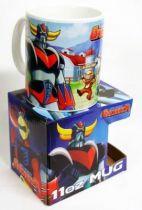 "UFO Robo Grendizer - HL Pro - Ceramic Mug \""Shirakaba Ranch\"""