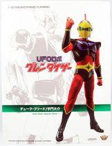 "UFO Robo Grendizer - King Arts DFS070 - Duke Fleed 10\"" Action-Figure"