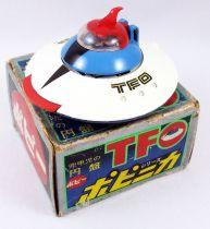 UFO Robo Grendizer - Popy - Koji Kabuto\'s T.F.O. (loose with box)