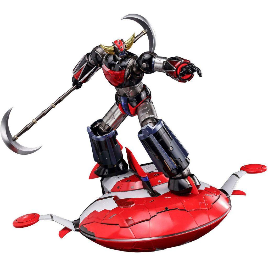 UFO Robo Grendizer - Sen-Ti-Nel Toys - Riobot Grendizer & Spazer set 10th Anniversary