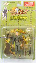 "Ultimate Soldier XD - U.S. Marine Corps - Pvt. \""Greasy Gun\"" Bayo"
