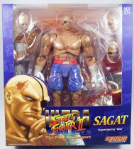 Ultra Street Fighter II - Storm Collectibles - Sagat - Figurine échelle 1/12ème