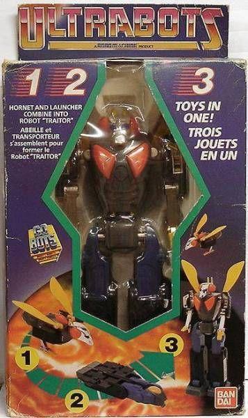 Ultrabots - Traitor