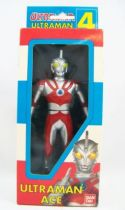Ultraman Ace - Bandai Ultraman Series n°4 01