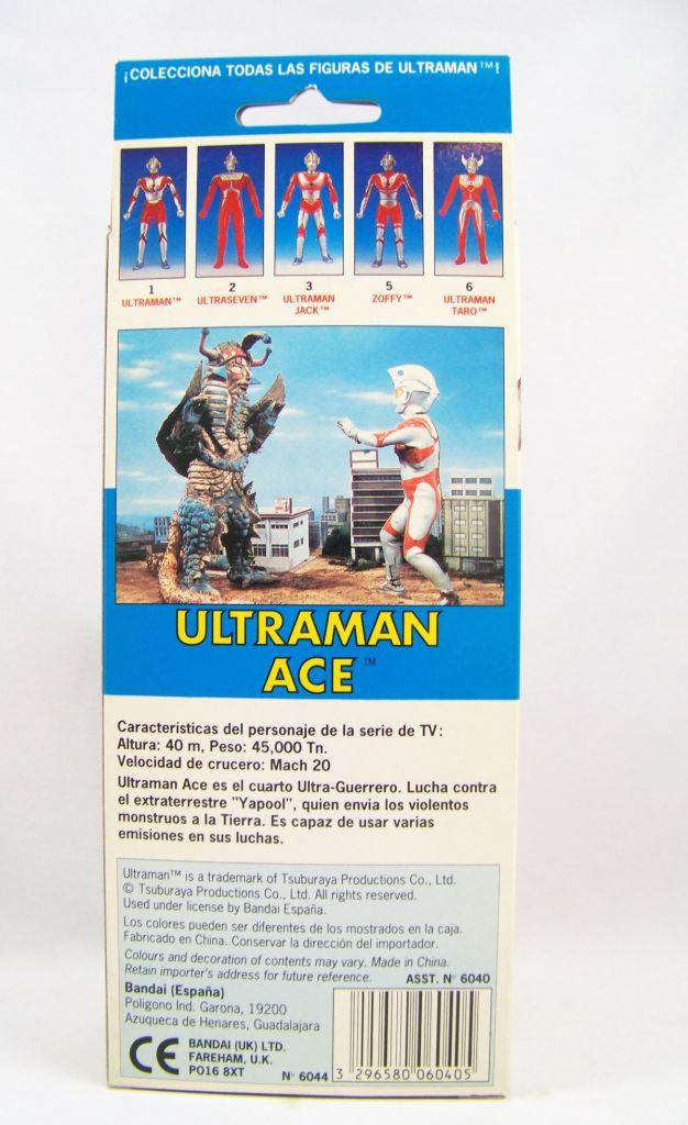 Ultraman Ace - Bandai Ultraman Series n°4 02