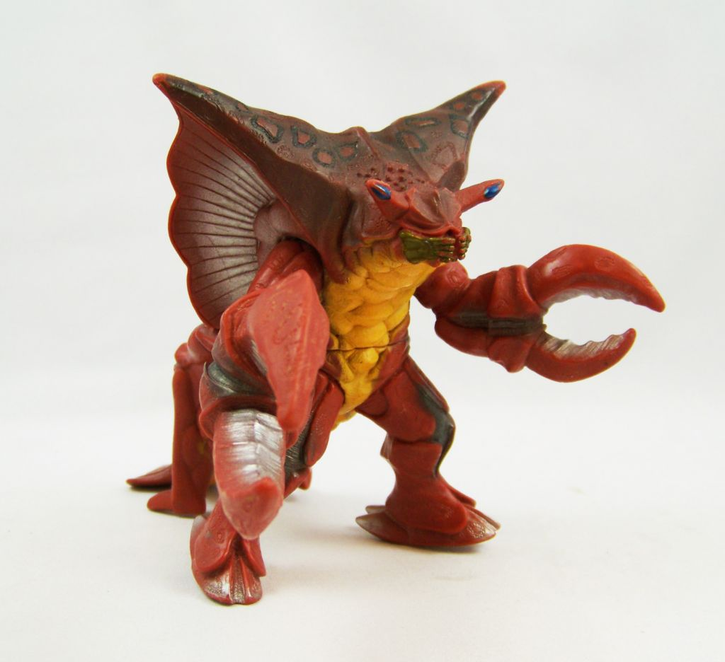 Ultraman Kaiju - Bandai Ultra Monster Series - Reicubas #6 01