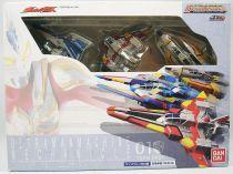 Ultraman Max Machine Mechanicle - Bandai - Team Dash 01