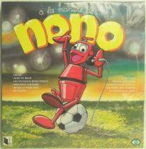 Ulysse 31 - Record Lp - A la manière de Nono - Polydor/Saban 1981