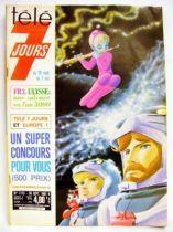 Ulysse 31 - Télé 7 Jours (TV Guide) 1981 sept.