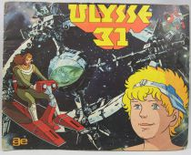 Ulysses 31 - A.G.E. Stickers collector book