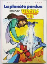 """Ulysses 31 - Children story book \""""The Lost Planet\"""""""
