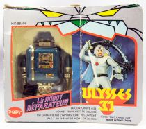 Ulysses 31 - Metal figure Engineer-Robot - Popy France