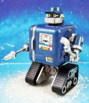 Ulysses 31 - Metal figure Engineer-Robot (loose) - Popy