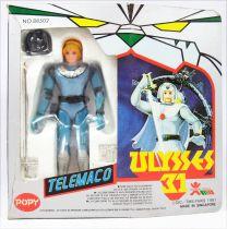 Ulysses 31 - Metal figure Telemacus - Popy Italy