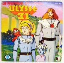 Ulysses 31 - Mini-LP Book-Record - Seat of Oblivion - Saban Records 1981