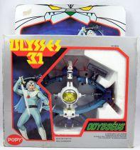 Ulysses 31 - Odysseus Spaceship - Popy France
