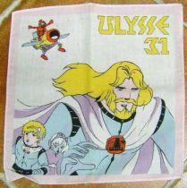 Ulysses 31 - Printed fabric tissue