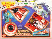 Ulysses 31 - Space Shuttle Vires-Orbos-Dardos (small box version) - Popy France