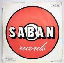 Ulysses 31- Mini-LP Record - Nono: I make noise - Saban 1982