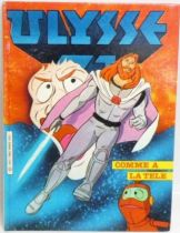 Ulysses 31 Euredif Hardcover story book : The Lost Planet