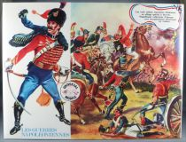Universal Models 1004 - 35mm - Napoleon Wars- Mint Boxed Set 10 Figures with playground