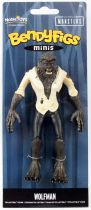 Universal Monsters - Noble Toys - Wolfman Bendy Figure