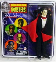 Universal Studios Classic Monsters - Dracula - Figurine \'\'Mego Retro-Style\'\' - Diamond